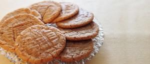 Peanut-Butter Cookies