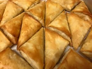 Filo Pastries